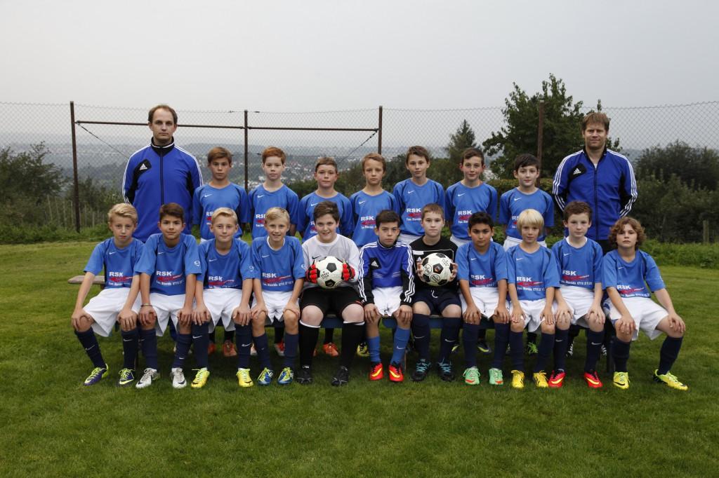 D Junioren 2014-15