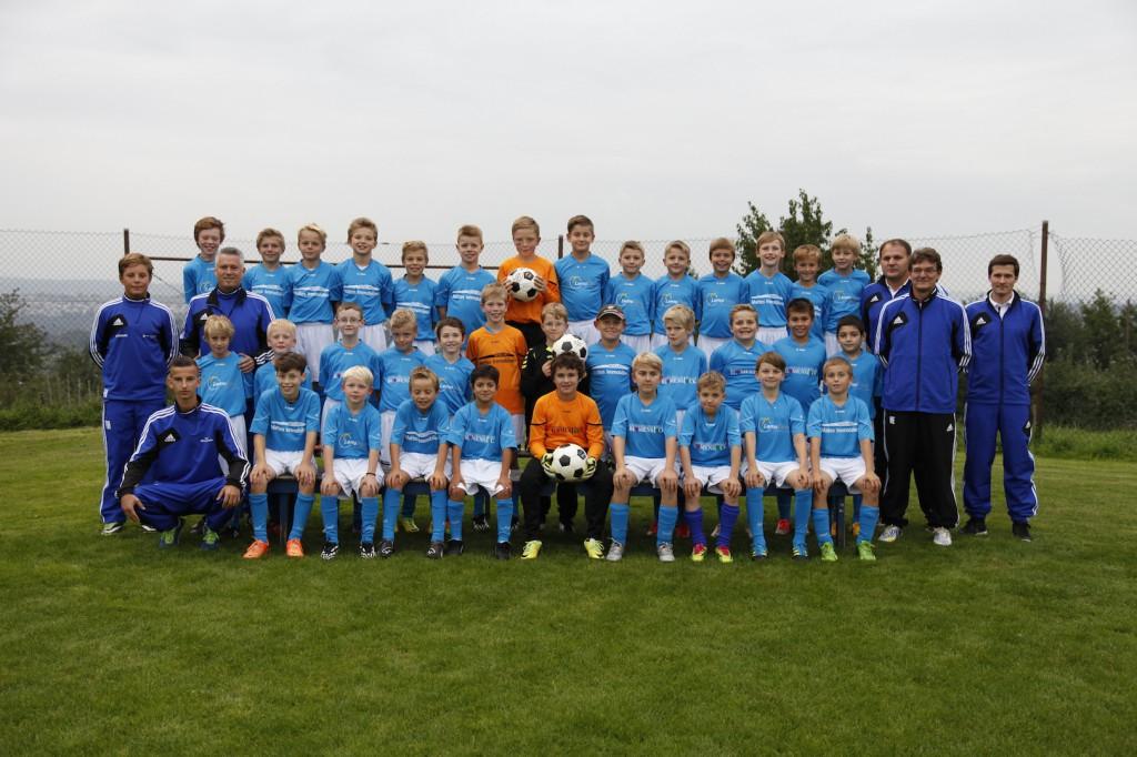 E Junioren 2014-15