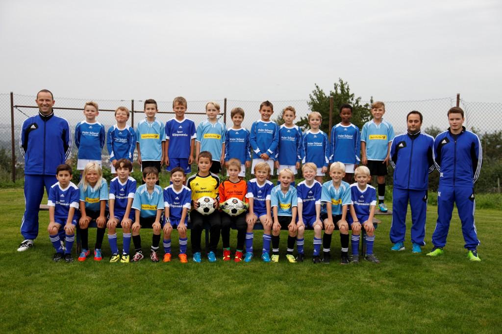 F Junioren 2014-15