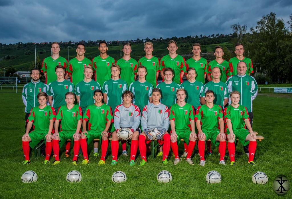 A Junioren 2013-14
