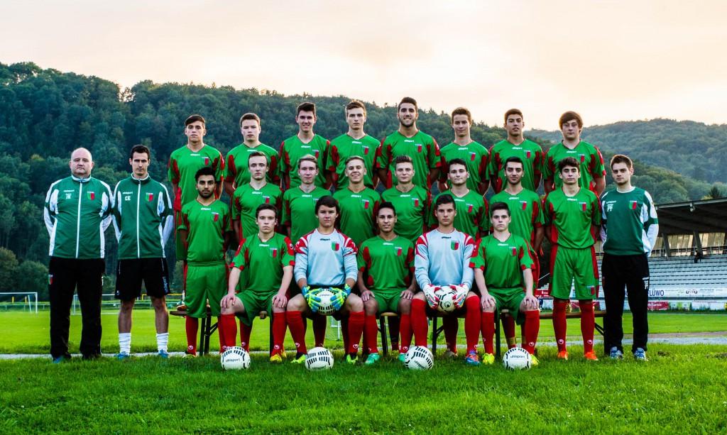 A Junioren 2014-15
