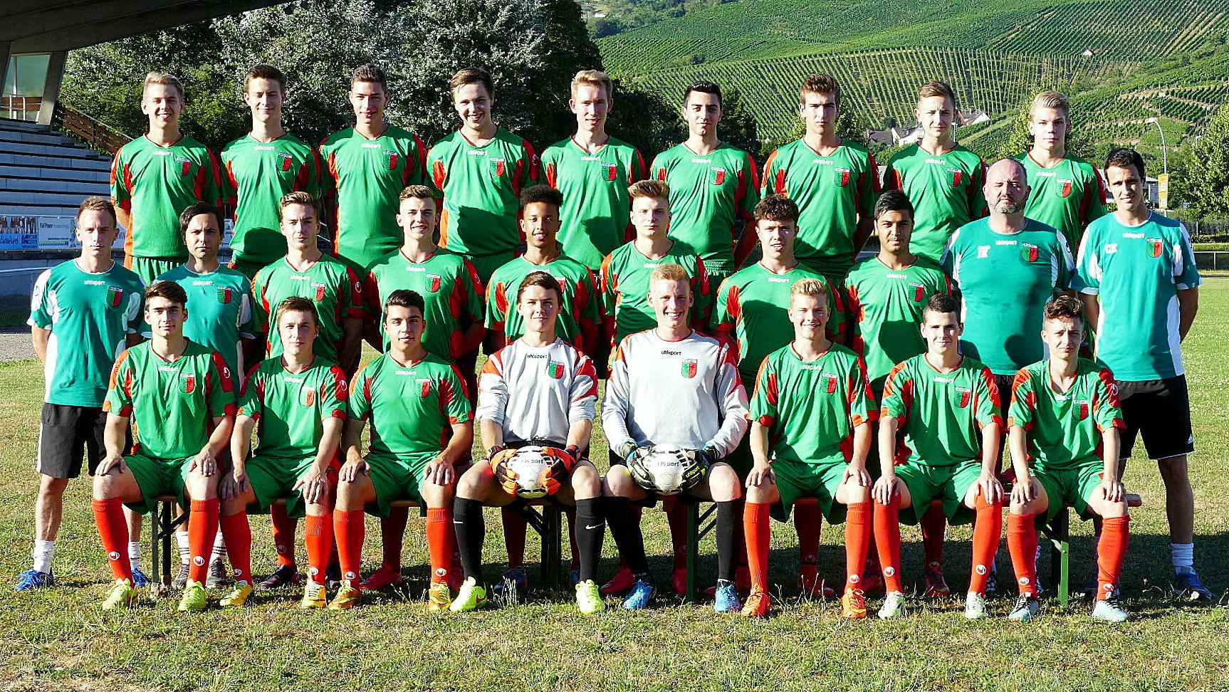 A Junioren 2015-16