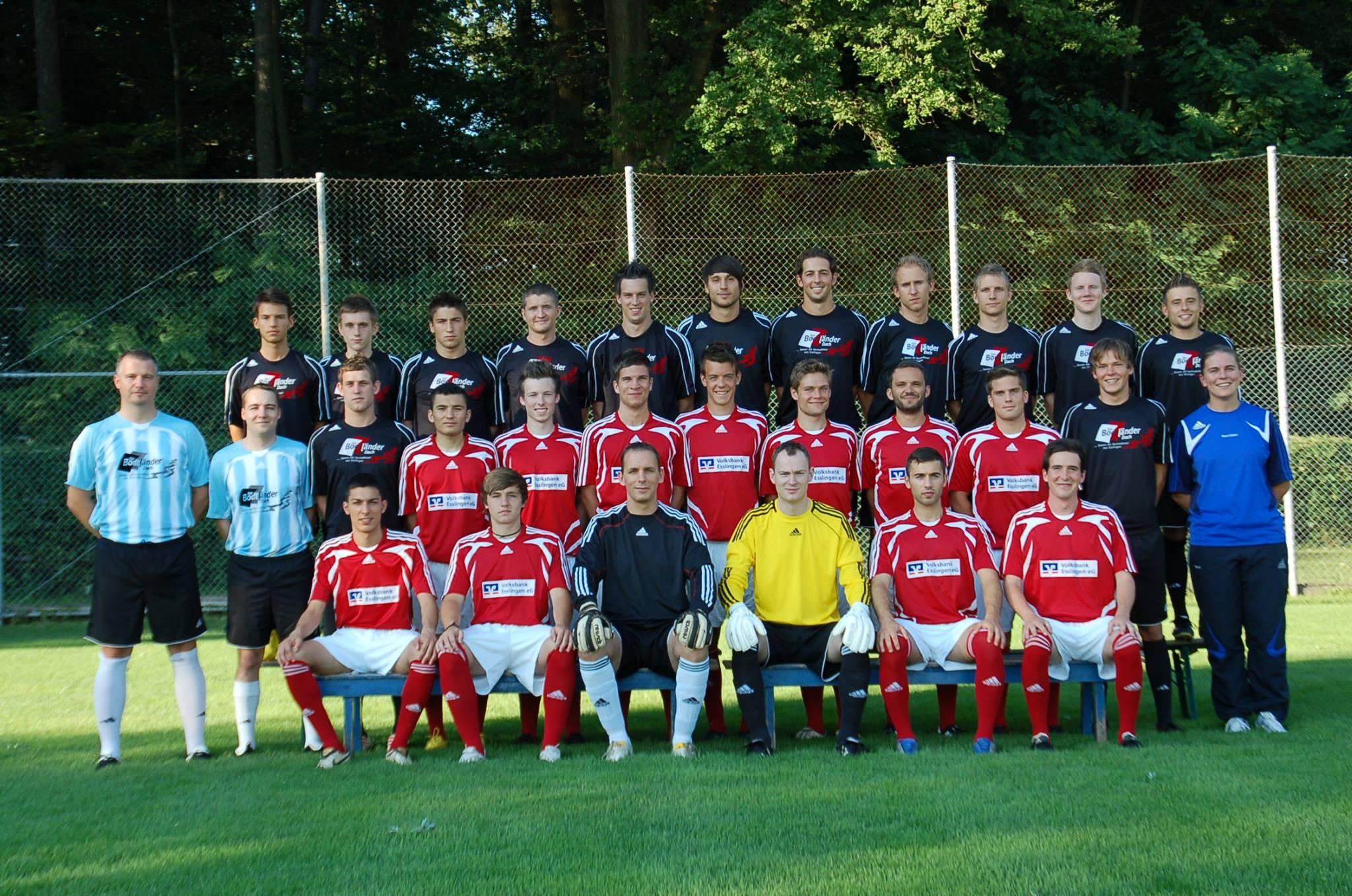Mannschaftsfoto I Mannschaft 2010-11