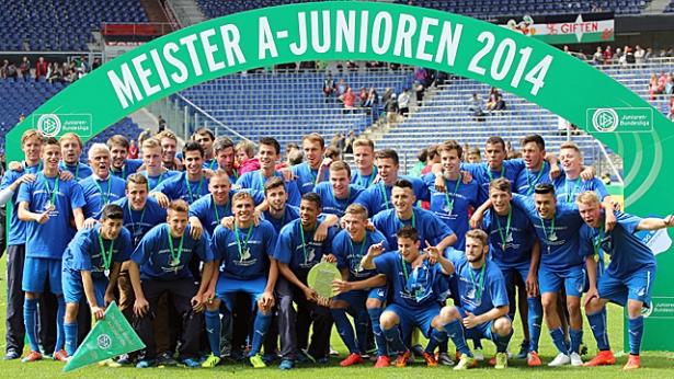 Grischa U19 Deutscher Meister Hoffenheim