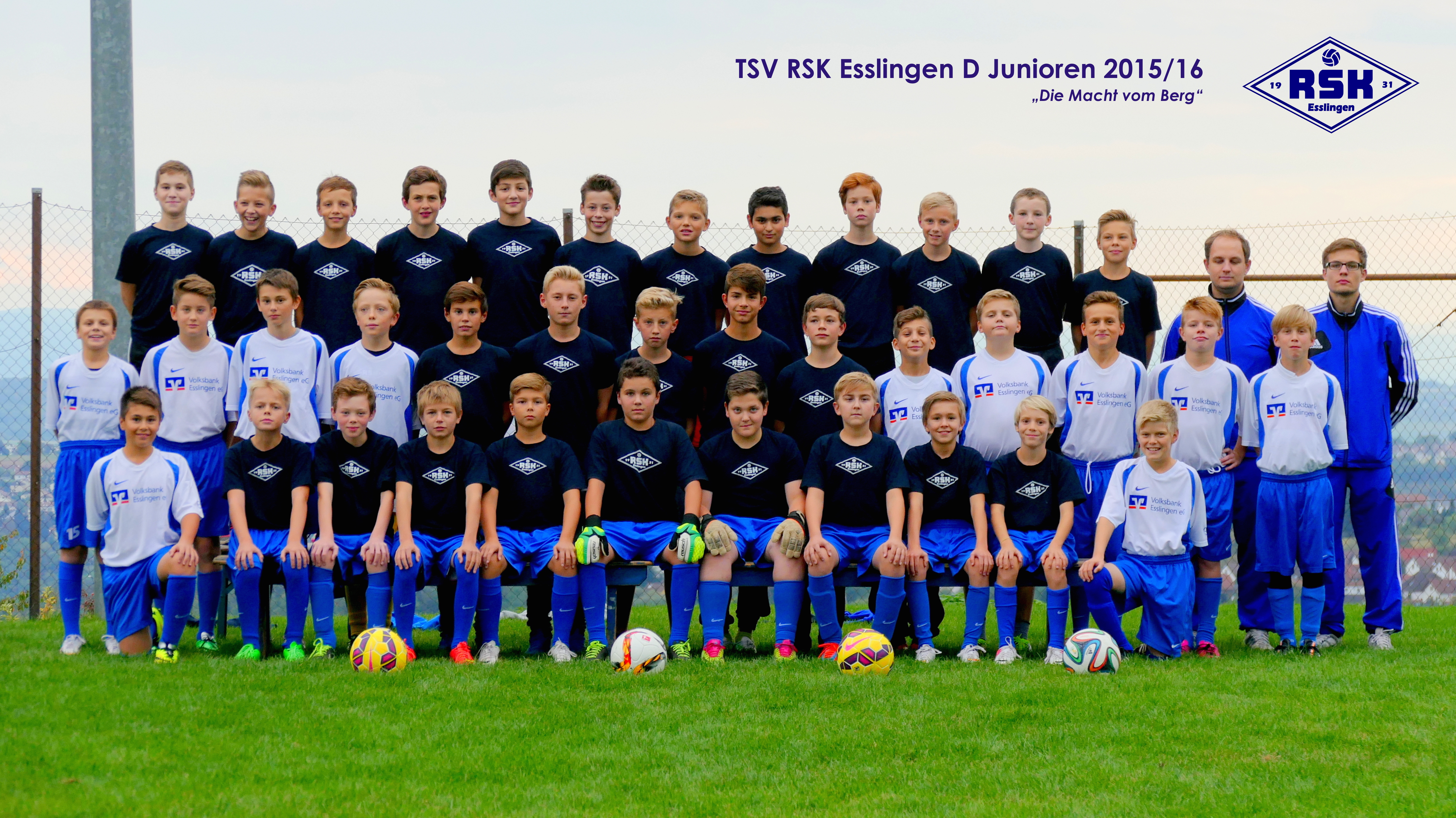 D Junioren 2015-16
