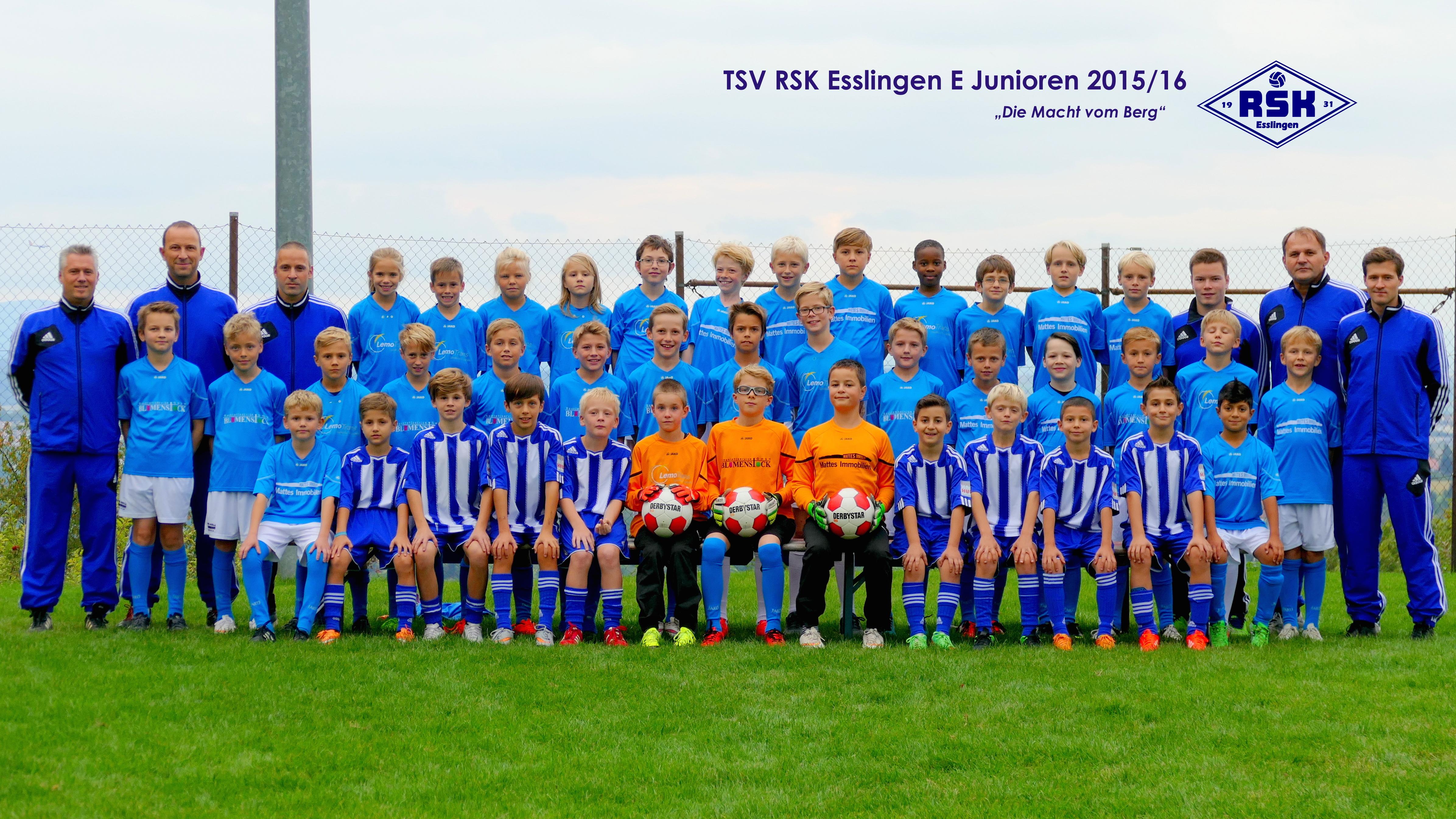 E Junioren 2015-16