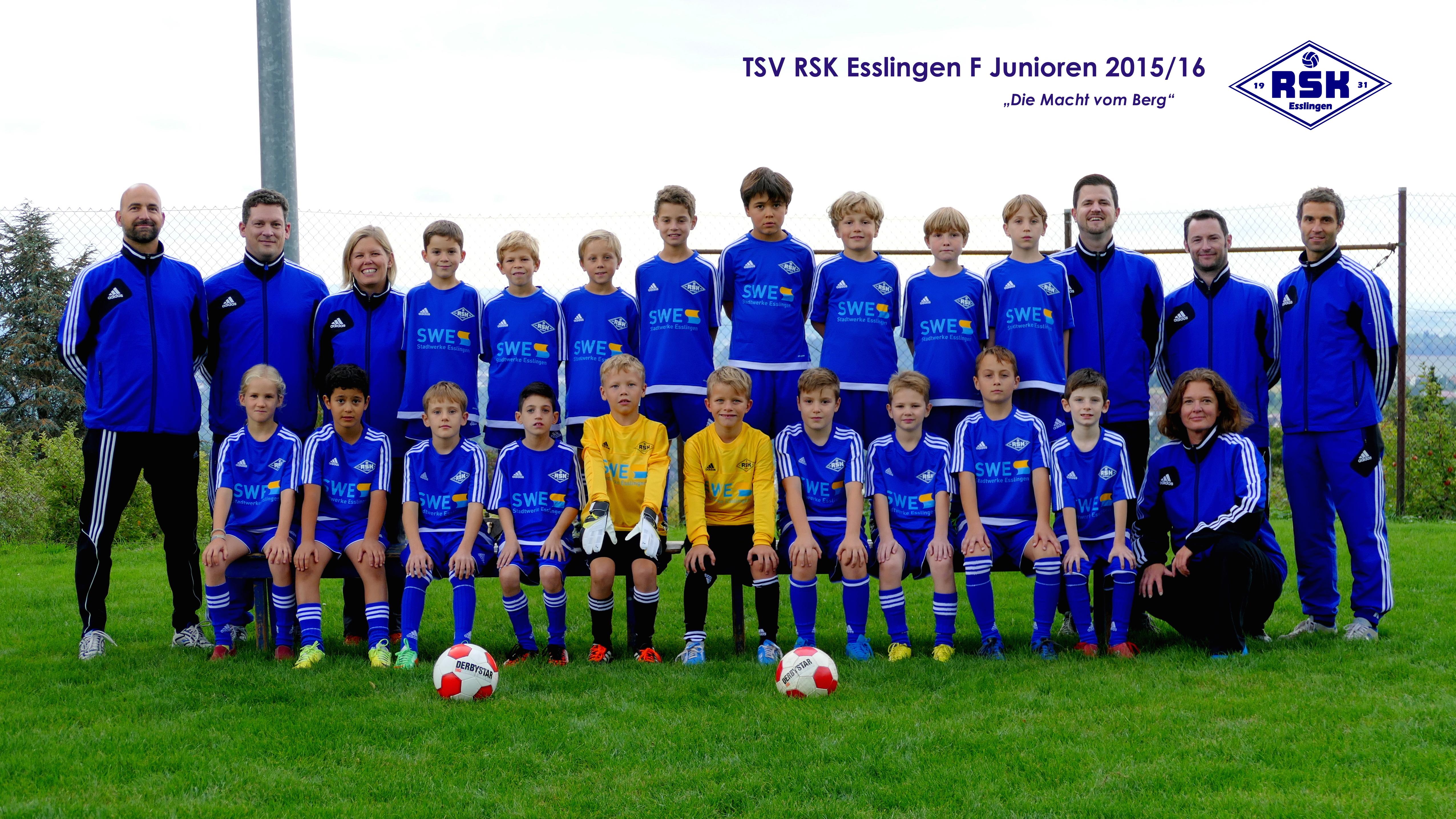 F Junioren 2015-16