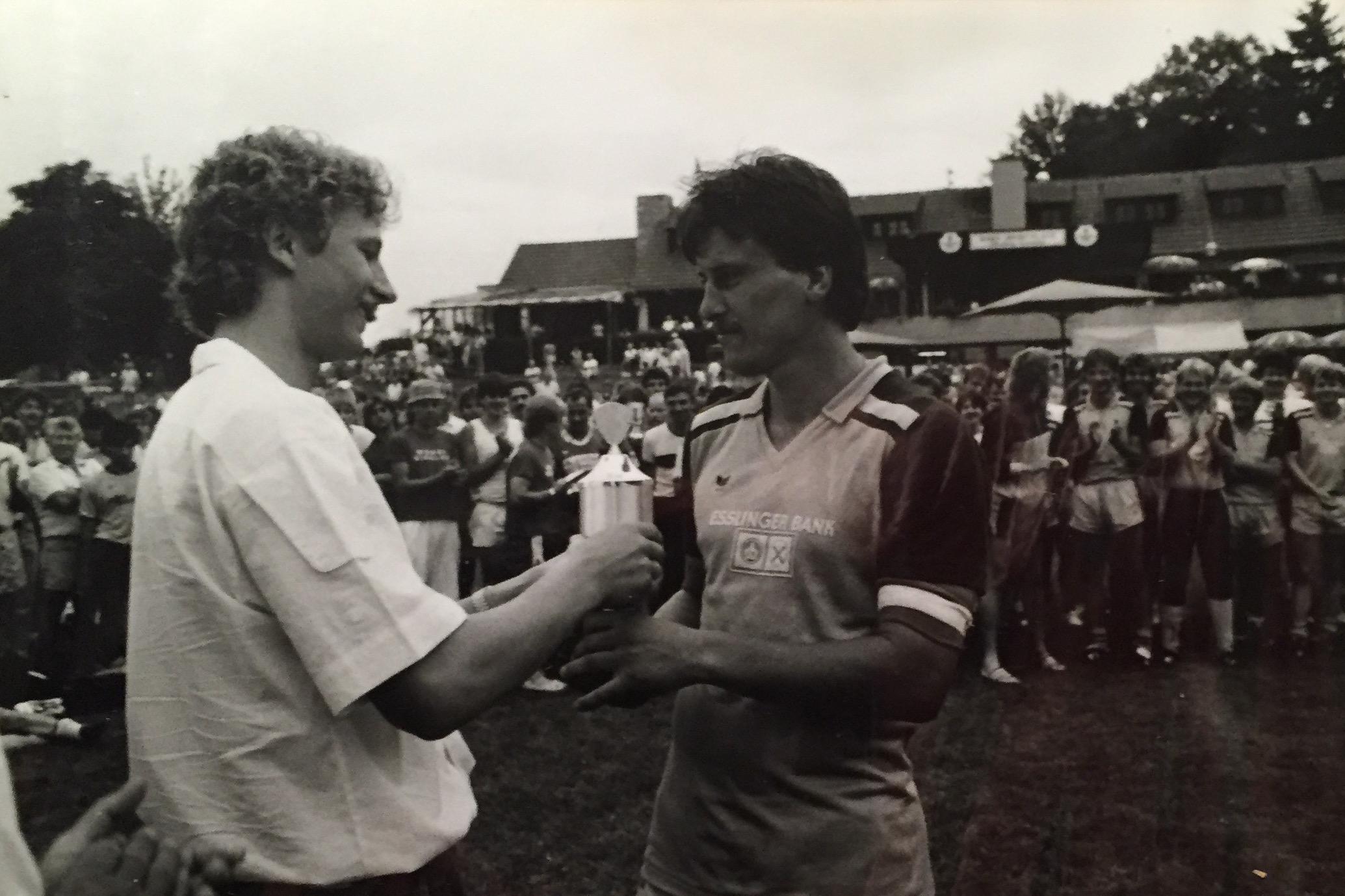 IMG_8192 11.09.1986 Guido Buchwald Werner Luik EZ Pokal 3.Platz