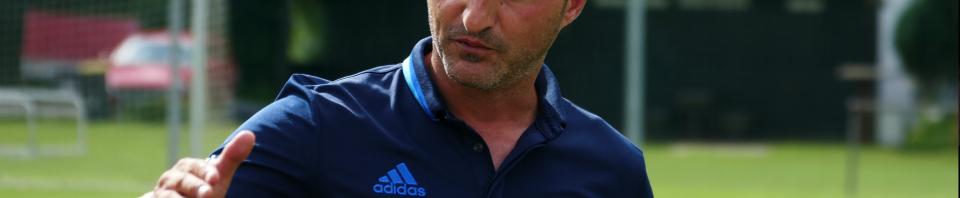 Der neue Chefcoach - Gaetano Intemperante