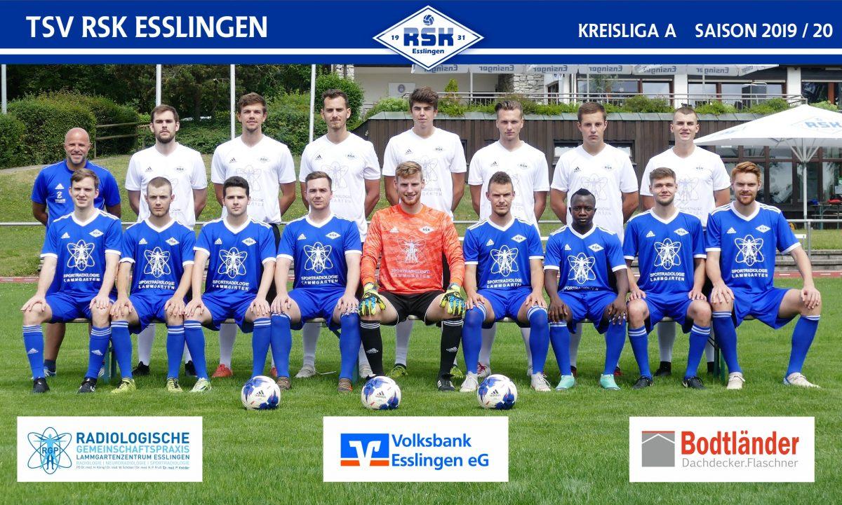 Team Erst eMannschaft 2019/20