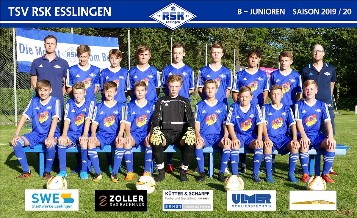 B-Junioren 2019/20