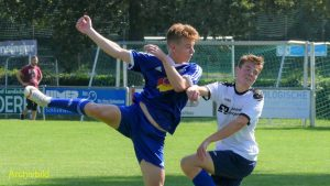 U17 Torschütze: Oscar Saam
