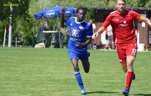 Matchwinner: Omar Jaitheh