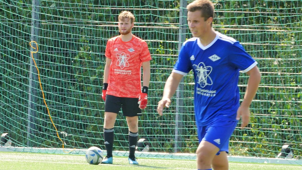 Pokalspiel Köngen II - RSK