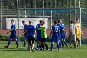 Pokalspiel RSK II - Unterboihingen II