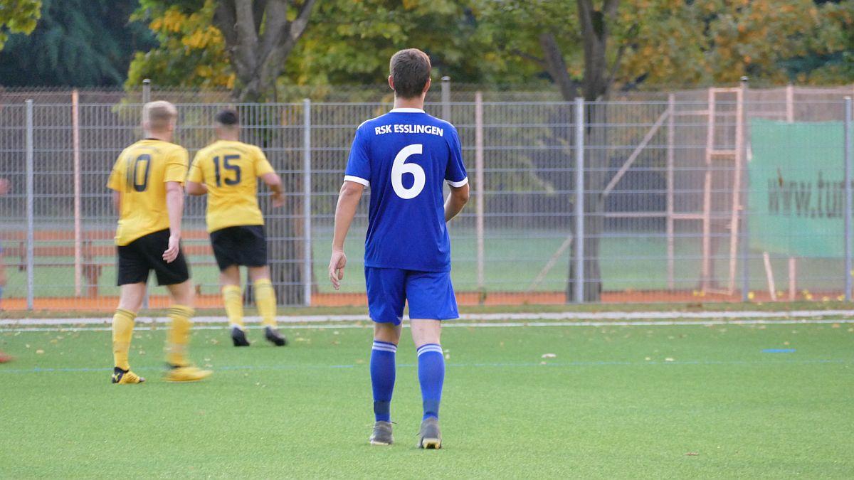 Pokalspiel Baltmannsweiler - RSK