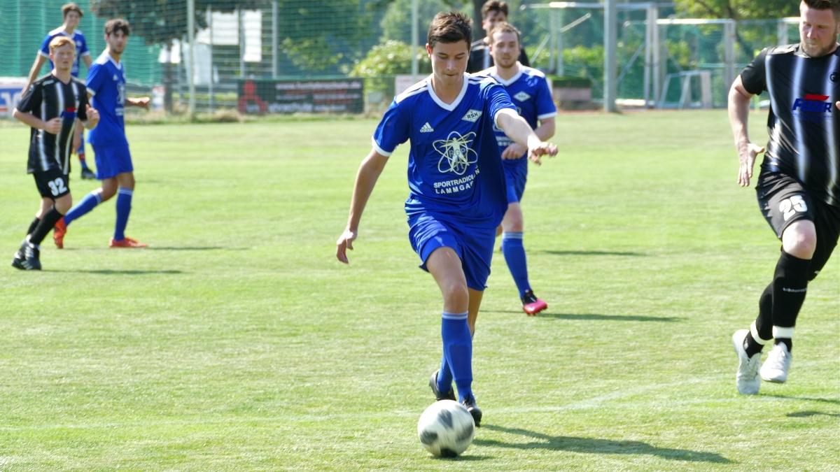 Torschütze zum 1:0 Dennis Boeveresen