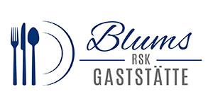 Logo Blums Gaststätte